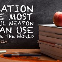 Teach better education to Children
