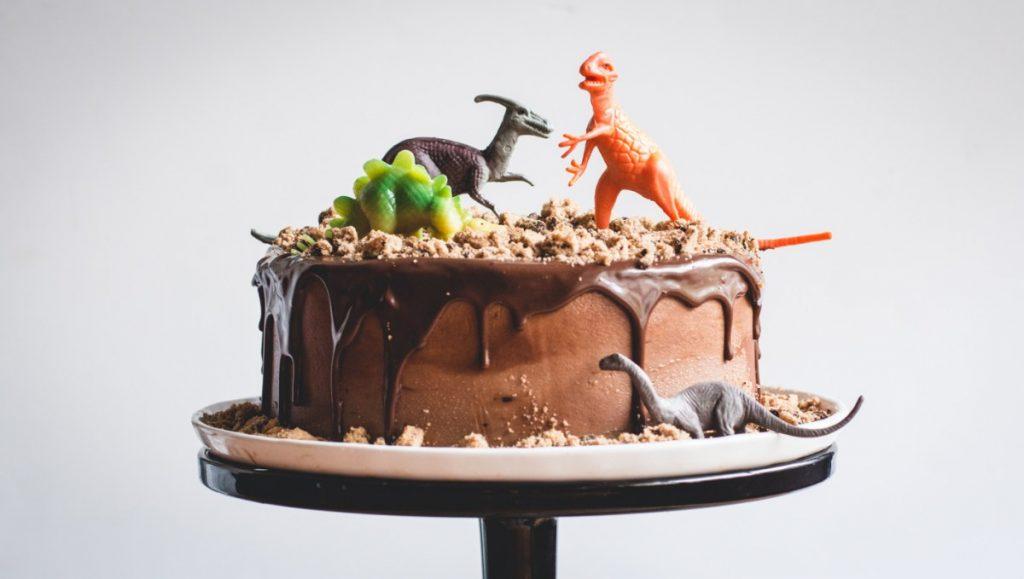dinosaur cake Singapore