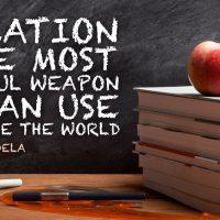 Teach better education to Children