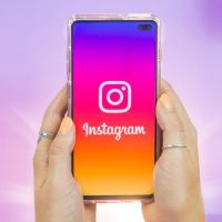 What is the possible way to retrieve instagram password?